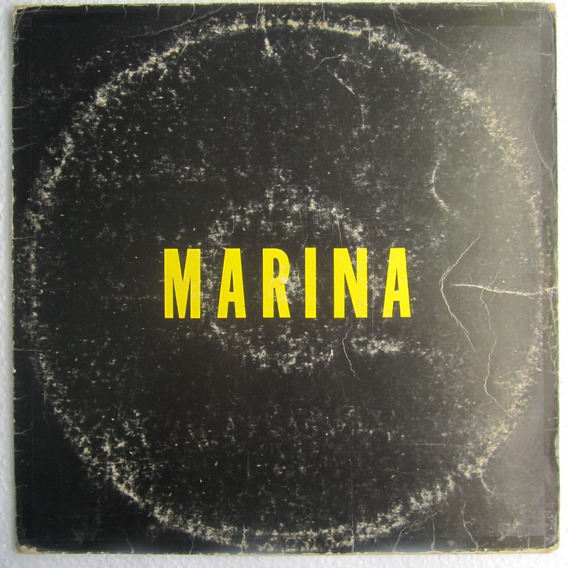 Lp Marina Acontecimentos Single