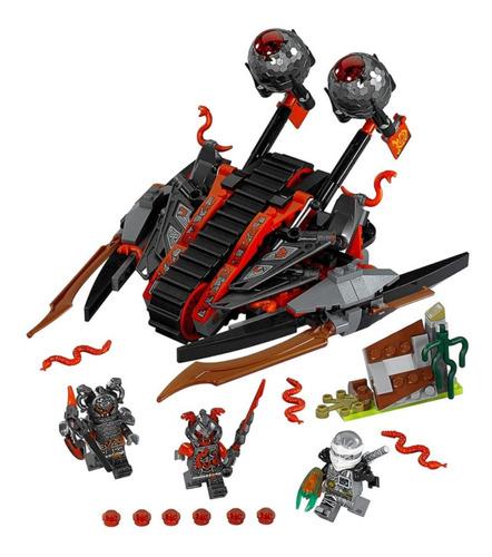 Lego Ninjago - Vermillion Invader.