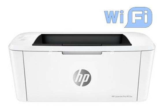 Impresora Laser Monocromatica Hp M15w 19ppm Usb Wifi Ofcm