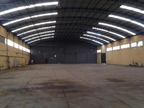 Galpão Para Alugar, 3000 M² Por R$ 20.000,00/mês - Distrito Industrial Ii - Mogi Mirim/sp - Ga0059