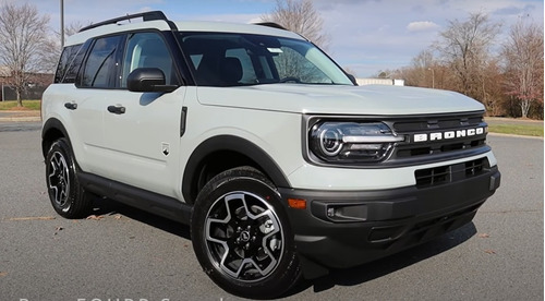 Ford Bronco Sport 1.5 Big Bend At8 4x4 - A
