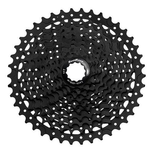 Piñón Mtb Sunrace Ms2 11-46t 10v Black - Ciclos