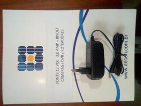 Fonte Chaveada 12vcc 2 Amp Plug P4