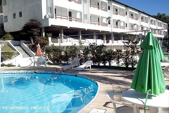 Apartamento Para Venda Em Ubatuba, Praia Das Toninhas, 2 Dormitórios, 1 Suíte, 1 Banheiro, 1 Vaga - 693