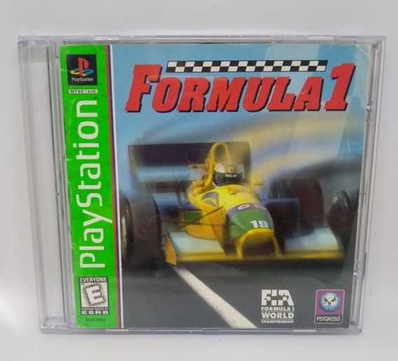 Formula 1 Original Ps1 Cr $15