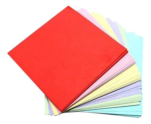 Imagen 1 de 6 de 100 Hojas De 10 Colores Elegante De Origami Regalo Ideal