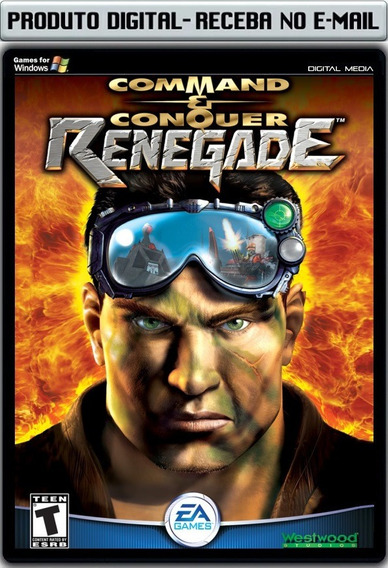Command & Conquer Renegade - Pc - Envio Digital
