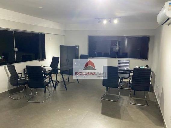 Sala À Venda, 37 M² Por R$ 220.000,00 - Jardim Aquarius - São José Dos Campos/sp - Sa0291