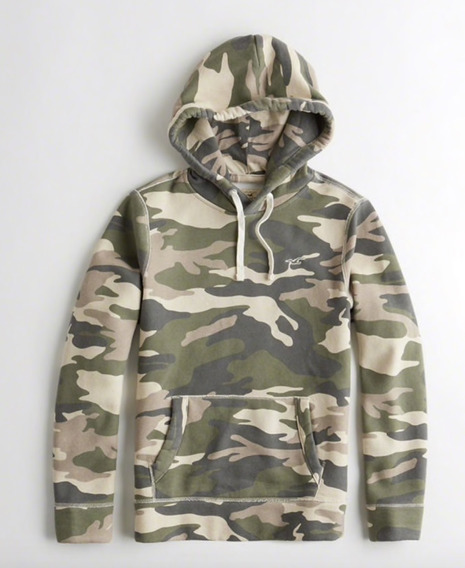 Buzo/campera Abercrombie & Fitch Hollister Hombre 2019
