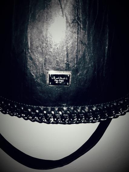 Cartera Bolso Negro Impecable! Mirar Foto Siete.