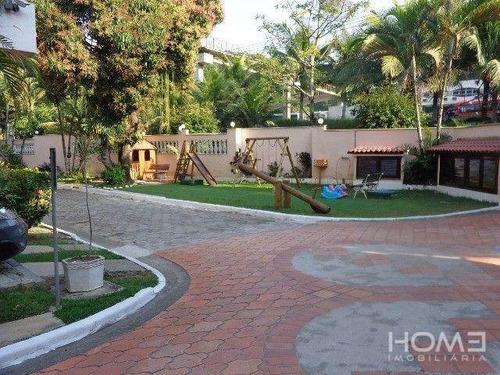Imagem 1 de 18 de Linda Casa Em Condomínio Fechado No Baldeador - Ca0743