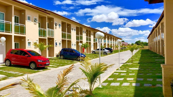 Casa Com 2 Dormitórios À Venda, 67 M² Por R$ 170.000,00 - Jangurussu - Fortaleza/ce - Ca1603