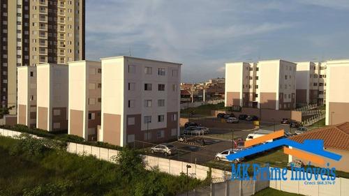 Apartamento 40 M² Jd. São Pedro - 1387