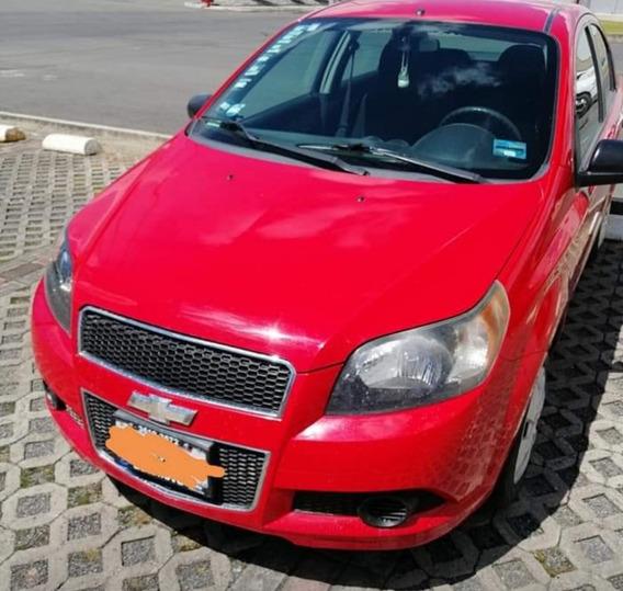 Chevrolet Aveo Basico