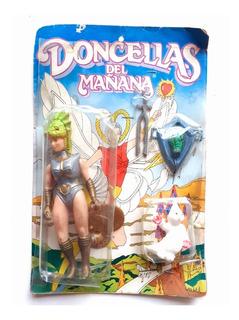 Doncellas Del Mañana Cibertina De Los Años 80 Sellada