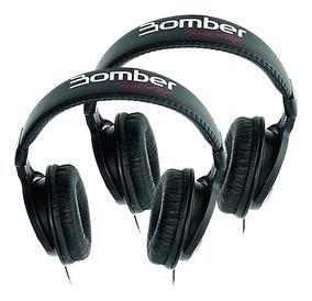 2un Headphones Bomber Rock In Rio Black Bomber 190004