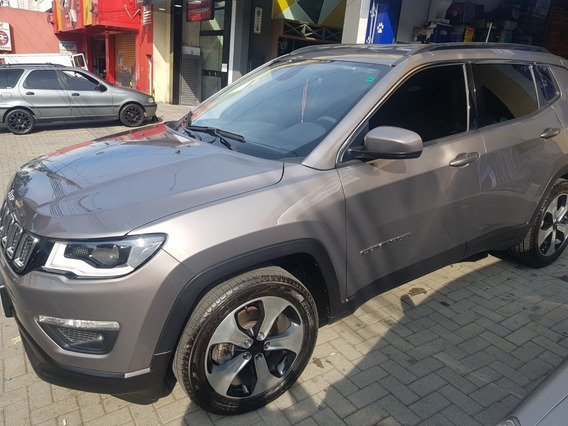 Jeep Compass 2.0 Longitude Flex Aut. 5p 2018