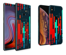 Skin Color Lines Apple Samsung Huawei Lg Sony Xiaomi Etc