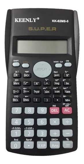 Calculadora Centifica Barata 240 Funções Js82ms