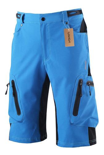 Lixada Baggy Shorts Ciclismo Ciclismo Pantalones Transpirabl