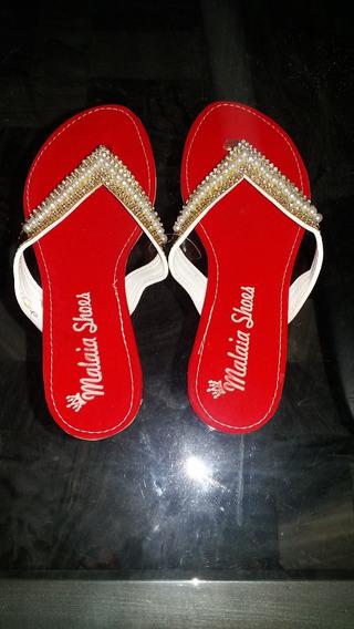Sandalias Malaia Shoes Wiliana
