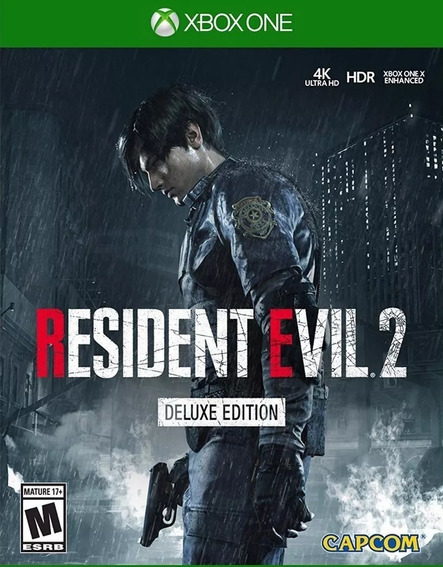 Resident Evil 2 Remake Deluxe Edition - Xbox One - Digital