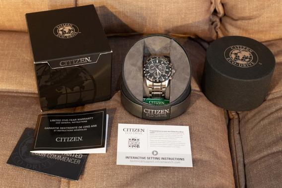 Relógio Citizen Eco Drive At4008 51e