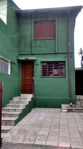 Casa Sobrado Para Venda, 2 Dormitório(s), 84.0m² - 33208