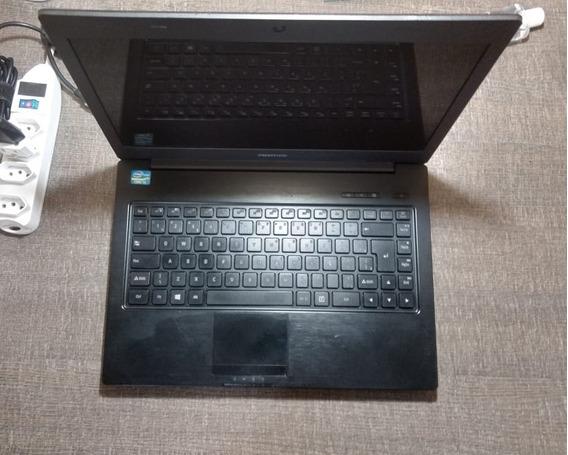 Notebook Positivo Premium S5005