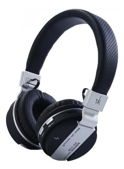 Fone De Ouvido Bluetooth B09 Sem Fio Cartão Sd Rádio Fm