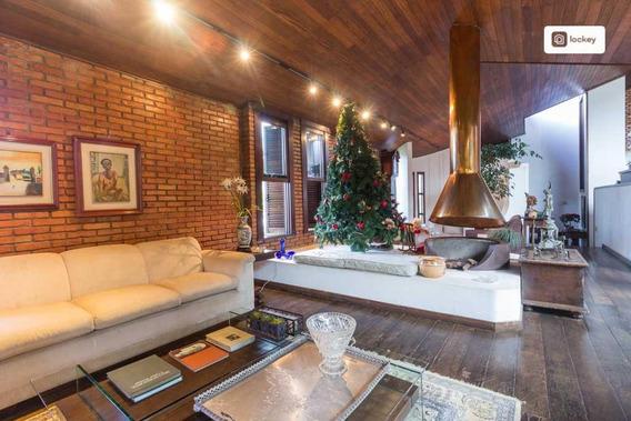Casa Com 997m² E 5 Quartos - 1089