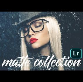 Pro Matte Film Collections Profissional Lightroom Presets