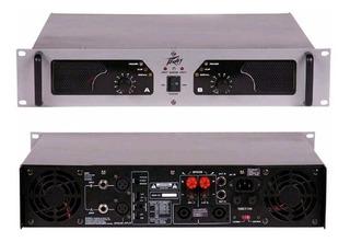 Amplificador Audio Peavey Pvi 2500 2 X 690 W La Plata