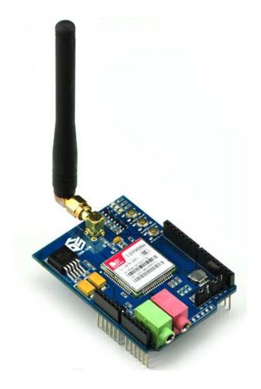 Gprs / Gsm Shield Arduíno Sim900