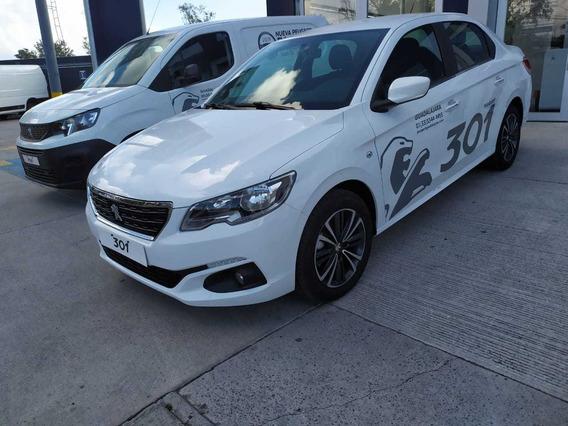 Peugeot 301 Allure 1.6 Hdi 2020 Sedan
