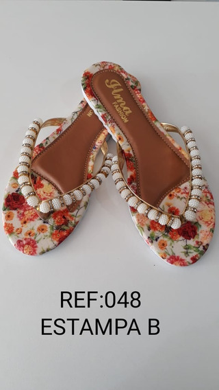 Sandália Rasteirinha Ilma Fashion !!!