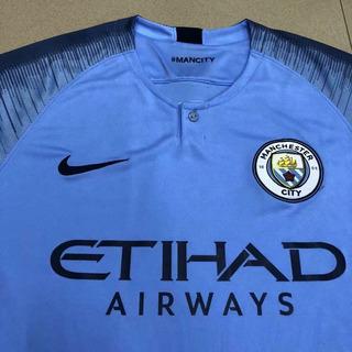 Camisa Gg Manchester City Versão Jogador Gabriel Jesus #33