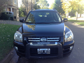 Kia Sportage Crdi 4x4 Full Automatica