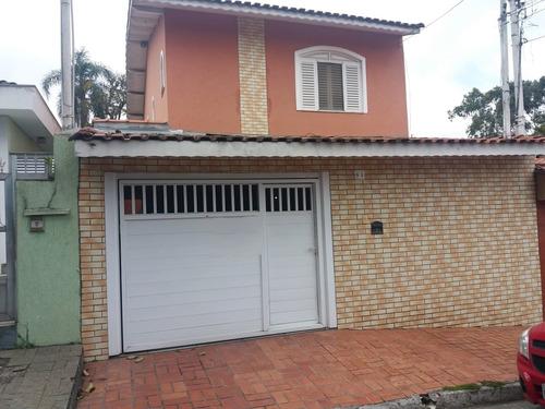 Casa À Venda, 3 Quartos, 3 Suítes, 3 Vagas, Jardim Aliança - Guarulhos/sp - 1402