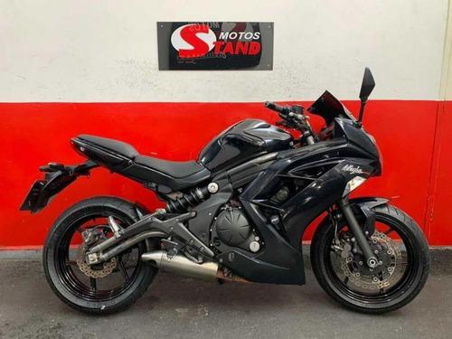 Kawasaki Ninja 650 2013 Preta Preto