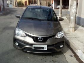 Toyota Etios 1.5 16v Xls Aut. 4p