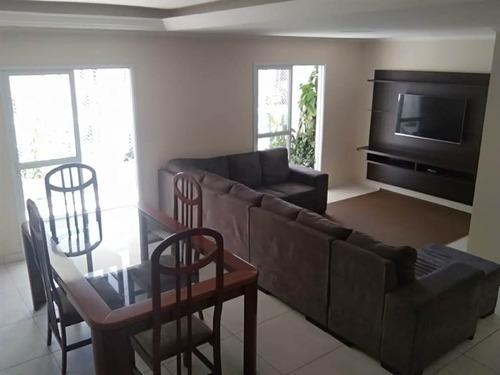 Imagem 1 de 8 de Apartamento - Venda - Tupi - Praia Grande - Via24