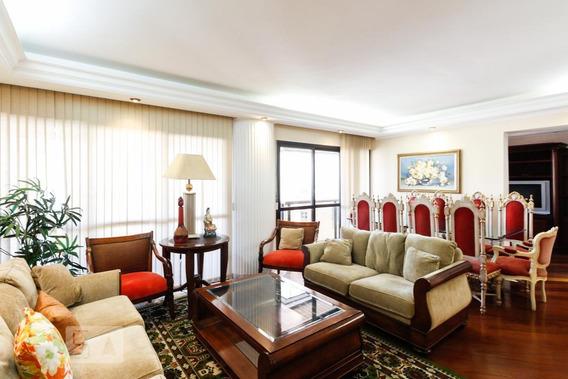 Apartamento Para Aluguel - Jardim Anália Franco, 3 Quartos, 190 - 892961061