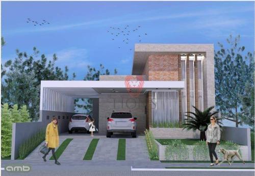 Imagem 1 de 6 de Casa À Venda, 110 M² Por R$ 1.100.000,00 - Reservas Do Arvoredo - Gravataí/rs - Ca1342