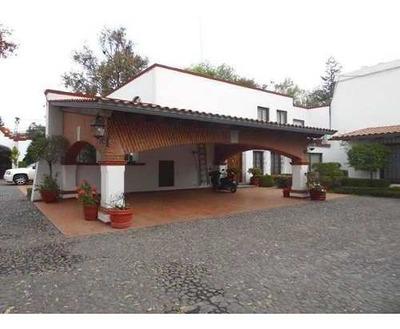 Condominio Horizontal Junto Al Bosque De Tlalpan