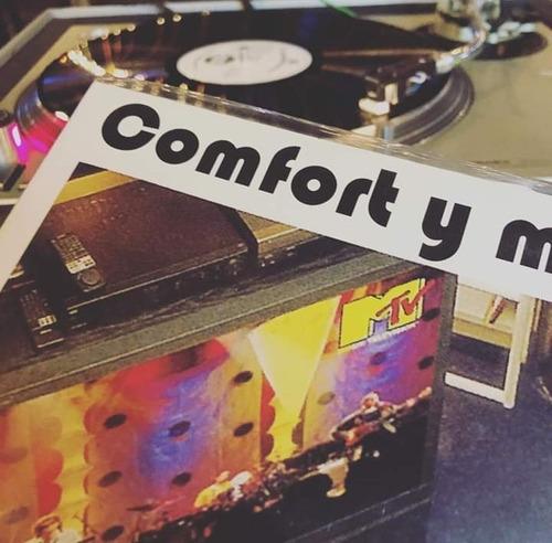Confort Y Música Para Volar Vinilo Soda Stereo