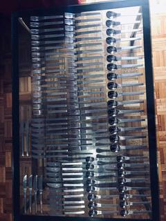 Set De Cubiertos Dalia Modelo Picasso 96 Piezas