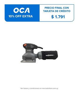 Lijadora Orbital Gladiator - 115x110mm - Lo613