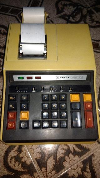 Calculadora Antiga Facit 2520/1205