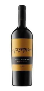 Rutini Encuentro Malbec. Garnish Vinos&spirits